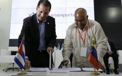 """Cuba puede convertirse en el primer destino de las exportaciones """"no petroleras"""" de Venezuela"""