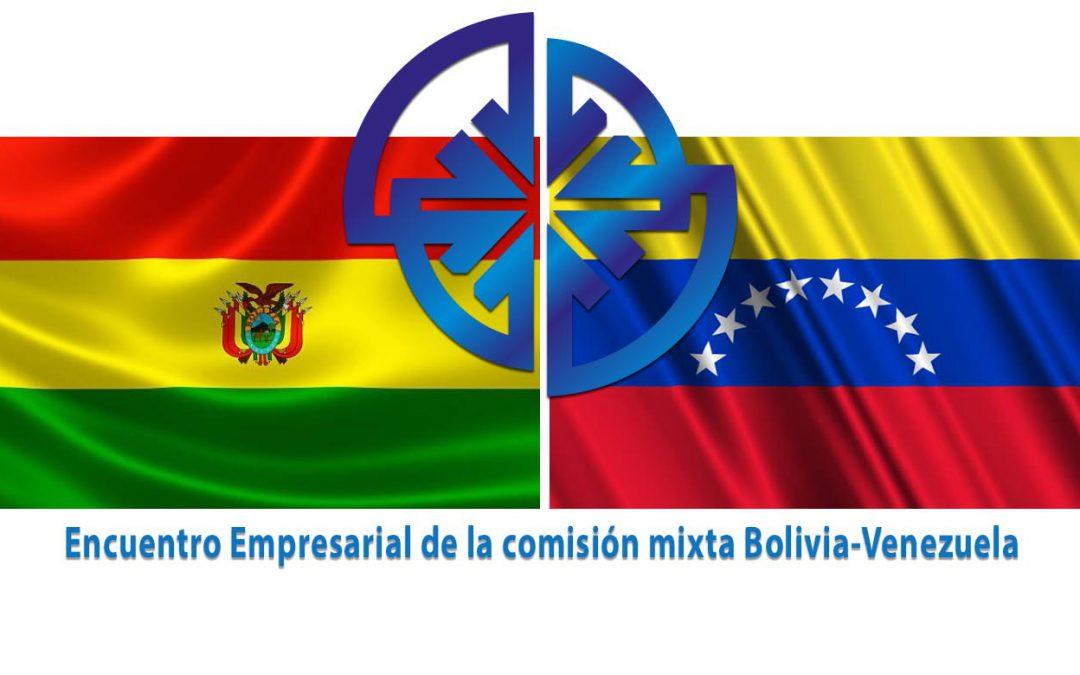 FEDEINDUSTRIA participa en Encuentro Empresarial de la comisión mixta Bolivia-Venezuela.