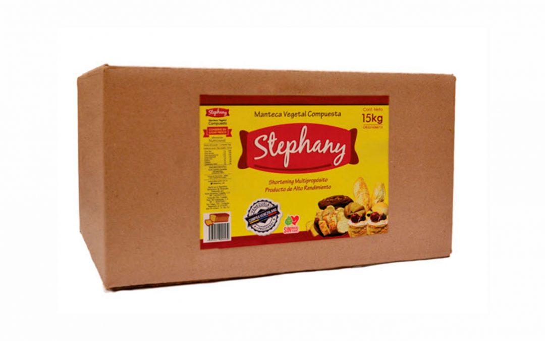 Manteca Stephany 15 Kg