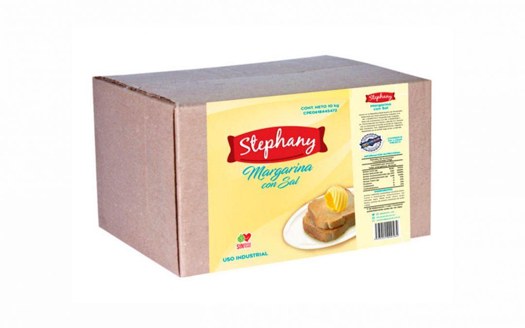 Margarina Stephany 10 Kg