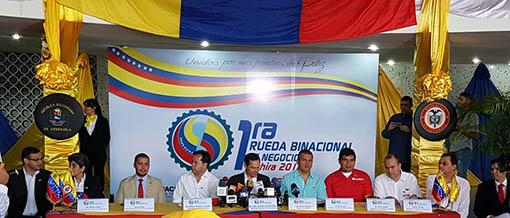 Fedeindustria acuerda con Cámara de Comercio de Cúcuta incrementar comercio binacional