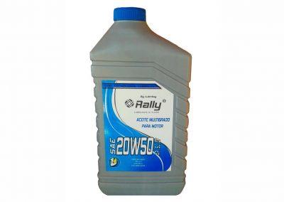 Aceite SAE 20W50 API SL
