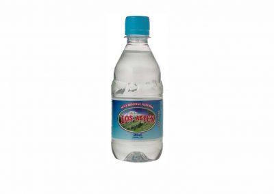 Agua Mineral 24 unidades 330 ml PET