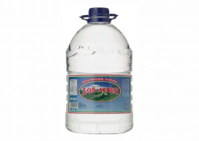 Agua Mineral 2 Unidades 5 litros