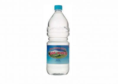 Agua Mineral 24 unidades 600 ml PET