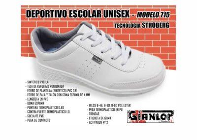DEPORTIVO ESCOLAR 715