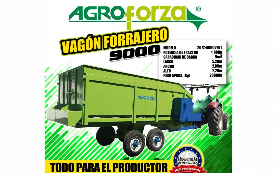 Vagón Forrajero