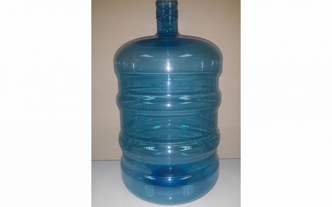Botellón Plástico para Agua