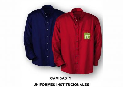 Camisas Institucionales