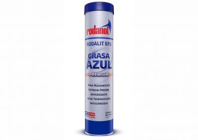 Grasa Semisintética Azul Premium para Rodamientos