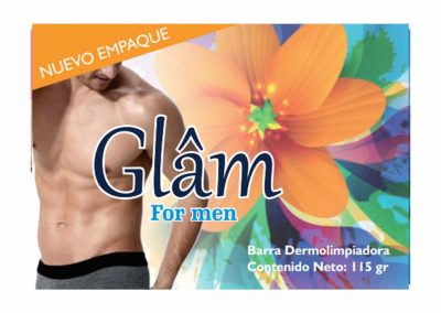 Jabon de Baño Fragancia For men