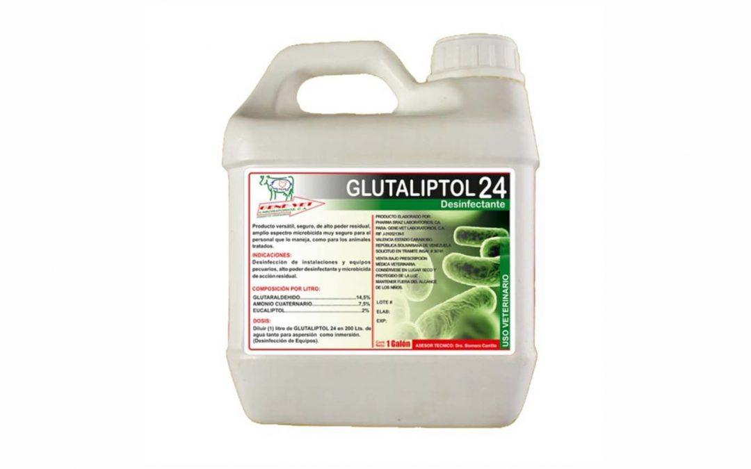 GLUTALIPTOL 24
