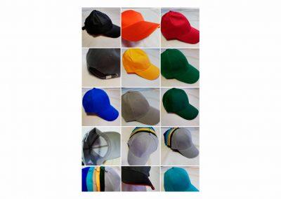 Gorras de Malla o Drill