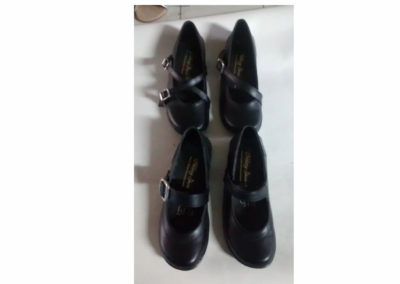 Zapato Escolar en Sintético