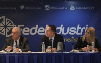 Fedeindustria juramenta nueva Junta Directiva Nacional  para el período 2020-2022