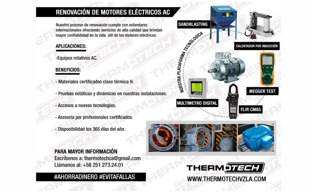 Renovación de Motores Eléctricos