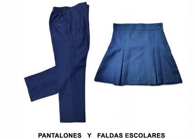 Pantalón Escolar / Falda Escolar
