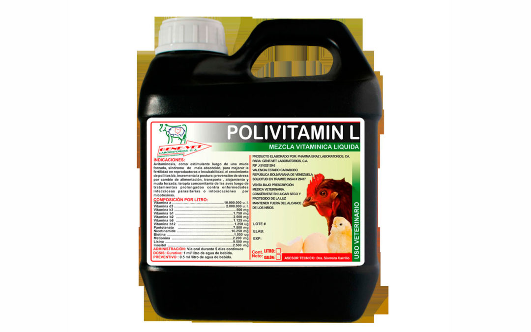 POLIVITAMIN L COLOR: NATURAL