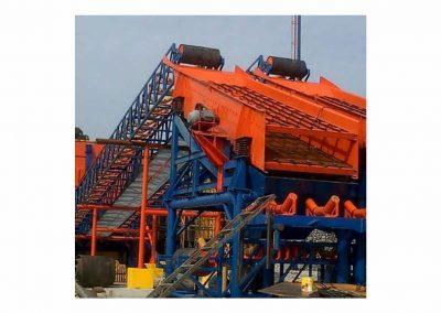 Servicios Metalúgicos, Proyectos Minería