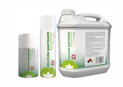 Solucion Sanitizante