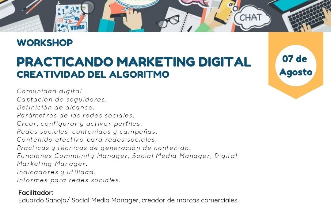 Practicando Marketing Digital