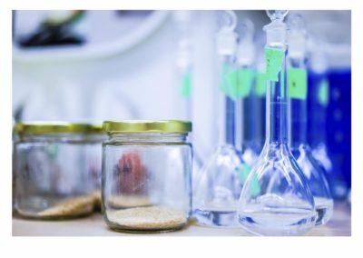 Equipamiento para laboratorios