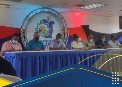 1er Encuentro con Empresarios y Empresarias de la Zona Industrial Taguanes, Cojedes Venezuela