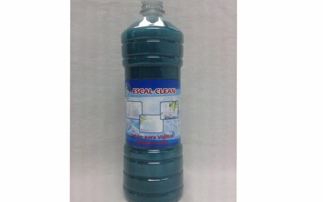 Jabón Líquido para Vajillas Antibacterial