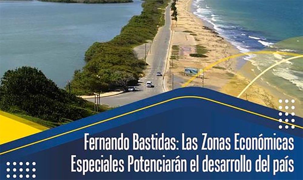 Fernando Bastidas, diputado a la Asamblea Nacional por Paraguaná, destacó el rol fundamental que ejercerán las Zonas Económicas Especiales
